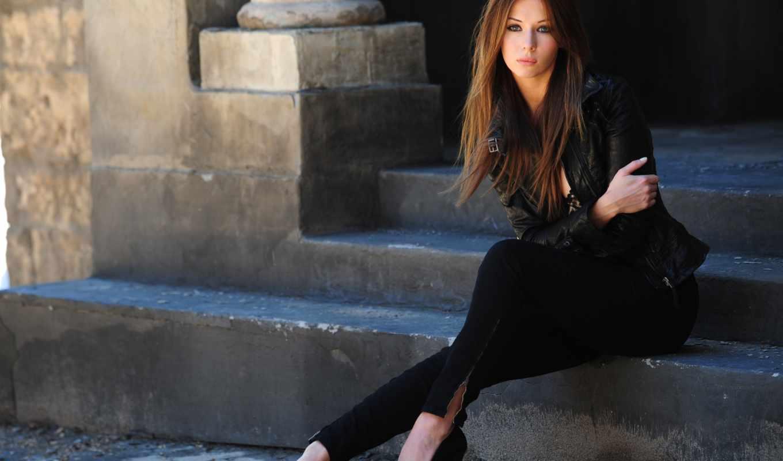 девушка, ножки, фотографий, платье, сайте, fashion, девушки,