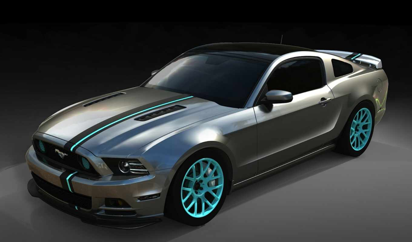 ford, mustang, sema, shelby,