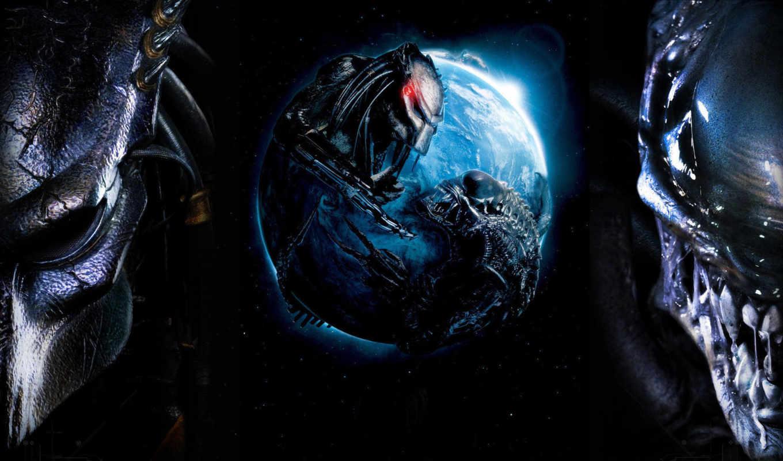 predator, alien, изображение, чужой, против, movie, хищника,