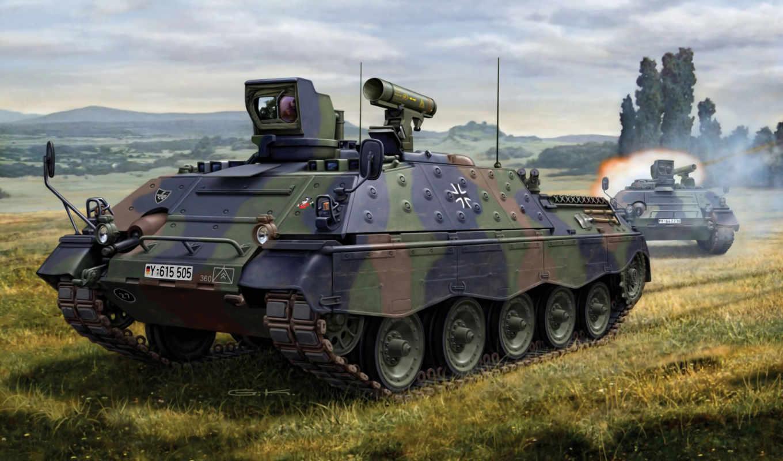 revell, jaguar, tank, destroyer, модель, клеящаяся,