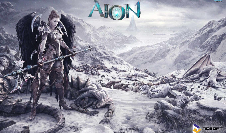aion, online, игры,