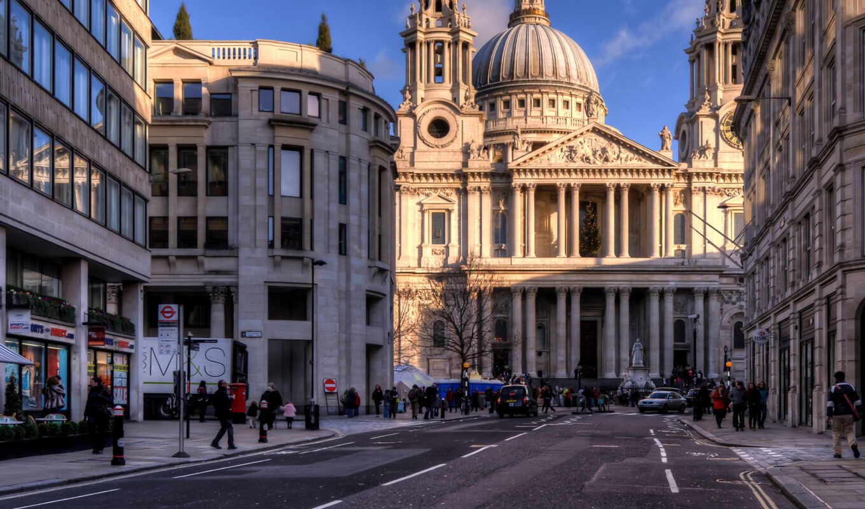 cathedral, paul, london, святая, pavel, sala