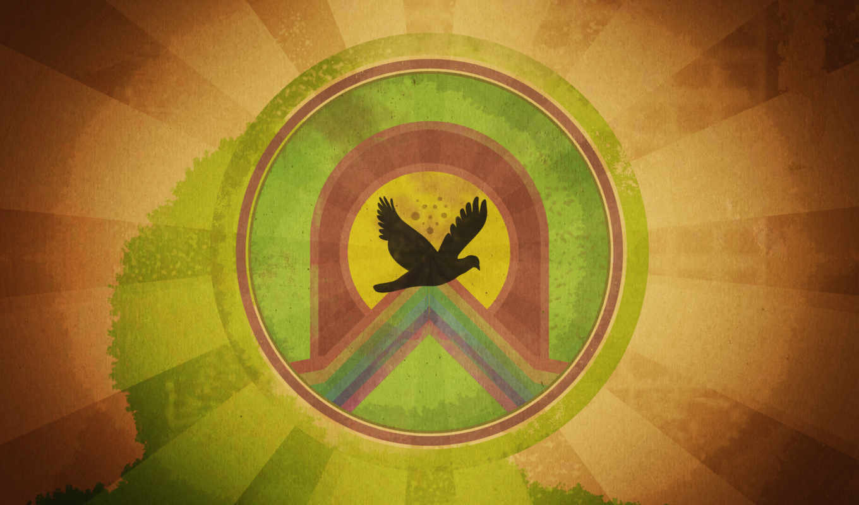 голубь, минимализм, знак, стиль, арт, птица, картинка, art, hd, style, разрешении, бесплатные,