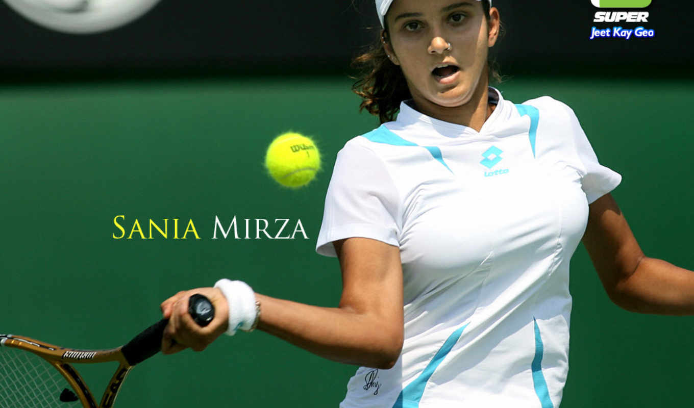 mirza, sania, tennis, indian, bouncing, boobs,