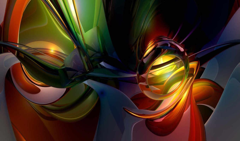 strands, абстракция, tontons,