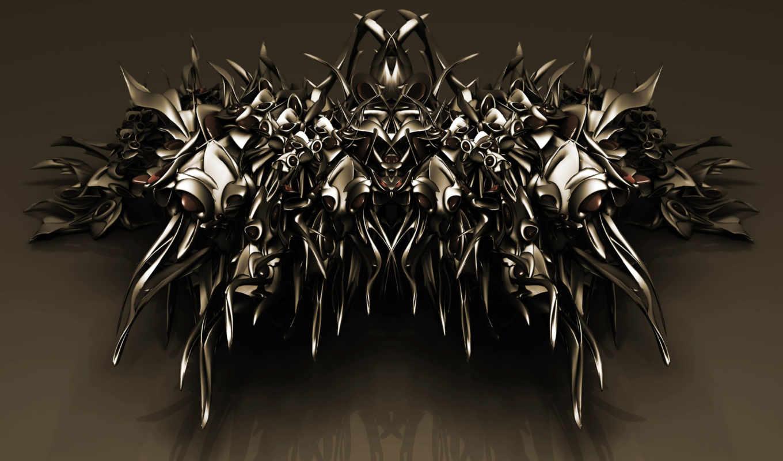 demons, abstraite, war, abstract, machine, les, fondos, imagenes, demon,