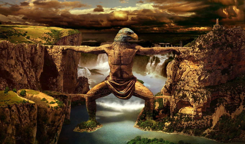 фэнтези, пейзажи -, landscape, эротические, world,