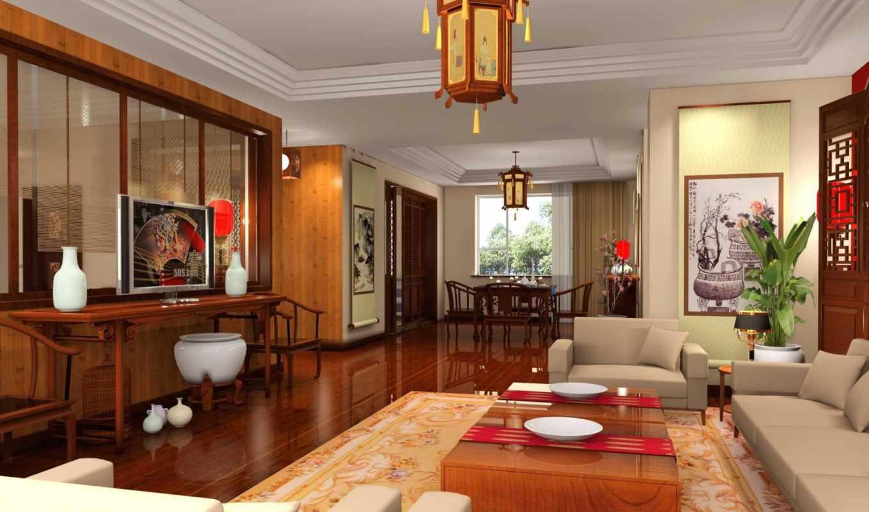design, стиль, картинка, комната, китаянка, стулья, диван, интерьер,