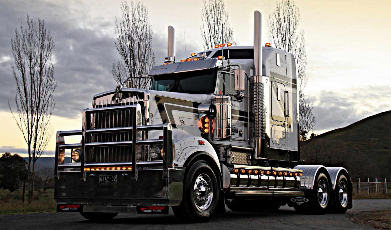 грузовики, автомобили, kenworth, trucks,