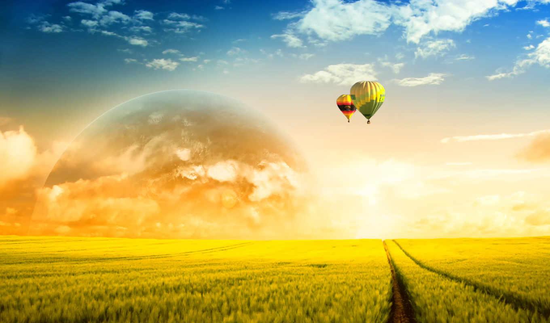 scenery, free, природа, full, креативные,