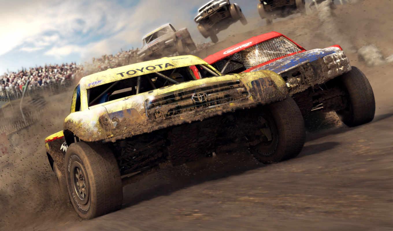 dirt, игры, colin, mcrae, game, скорость, адреналин, off, road, games, cars, компьютерные, видео,