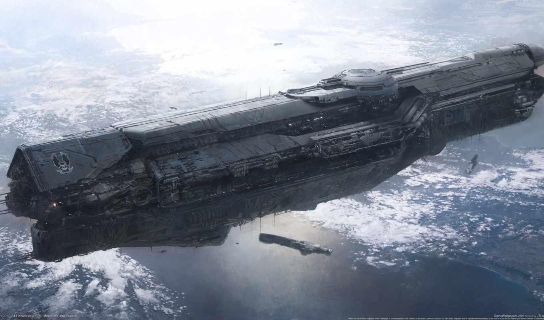 корабли, космические, башни, planet, cosmos, надстройки, свет, корабль,
