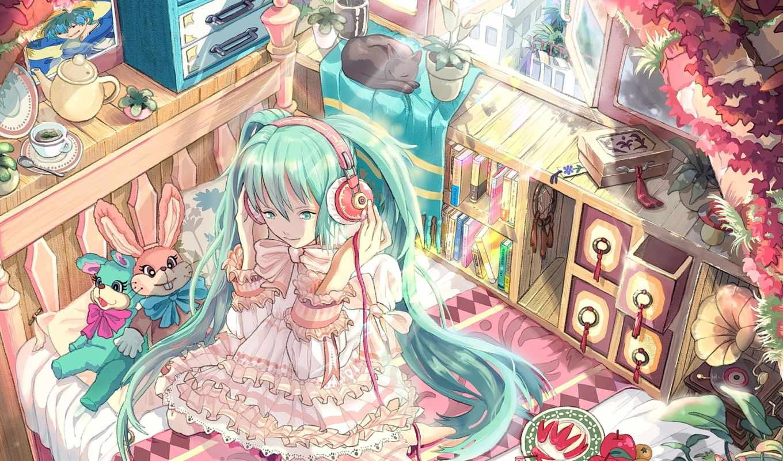 anime, vocaloid, miku, hatsune, chicas, изображение, pinterest, вокалоид, серии,