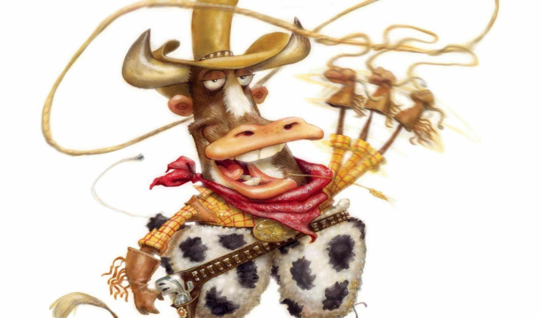 карикатуры, lockeµäð, funny, gary, opção, cowboy, cartoons, caricaturi,