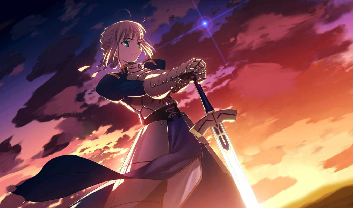 saber, fate, night, stay, you,