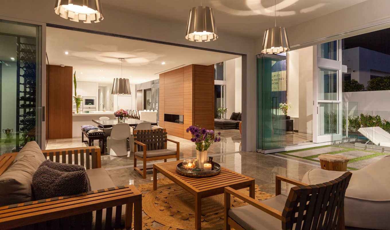 promenade, residence, bgd, architects, дом, luxury, definition, дизайн, от, beach, very, previous, australia, queensland, квинсленде, гостиная,