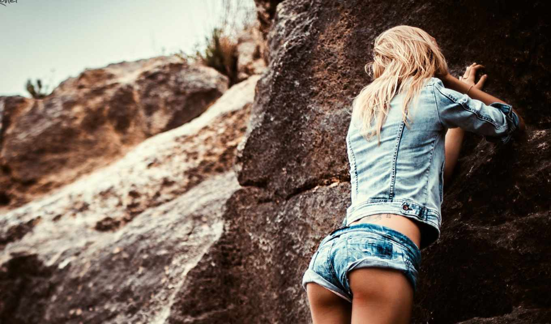 ass, девушка, sexy, fashion, blonde, трусы, джинсы,