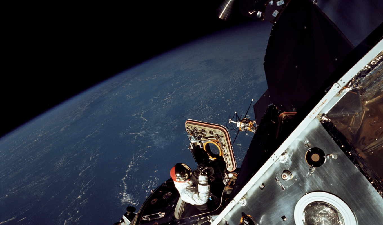 астронавт, nasa, земля, apollo, картинка, картинку, правой, кнопкой,