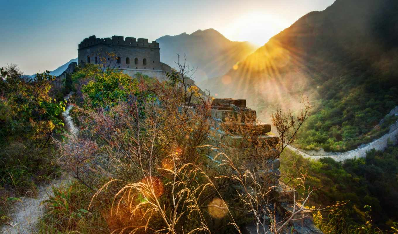 china, стена, great, великая, китайская, tanks, картинка, world,