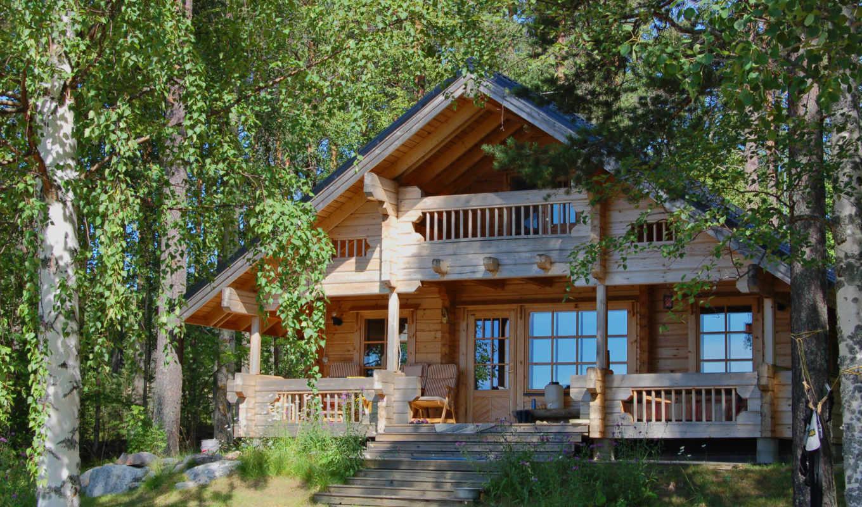 , cottage,