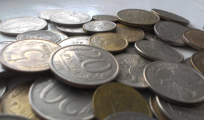 минимализм, монеты, блеск, картинка,