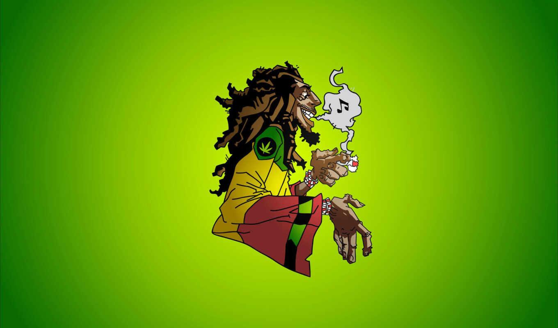 marley, bob, smoke, marijuana, caricature, music, reggae, dreadlocks, rocksteady, jamaica, ska,