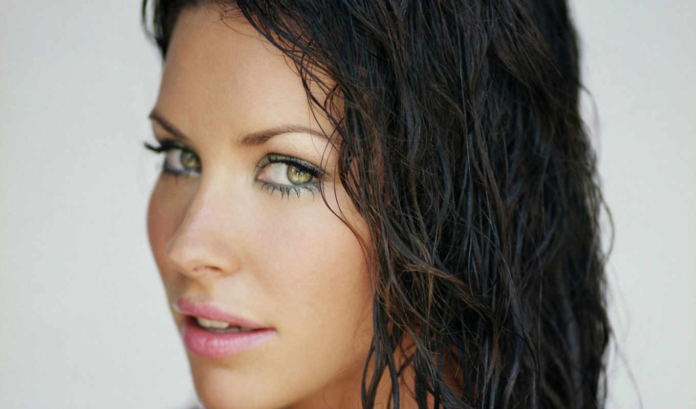 макияж, глазами, брюнеток, зелёными, глаз, свет, брюнетки, карими, красивый, picdom, красивые,