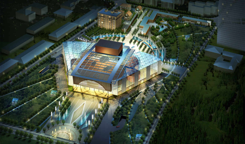 площадь, design, commercial, urban, architectural