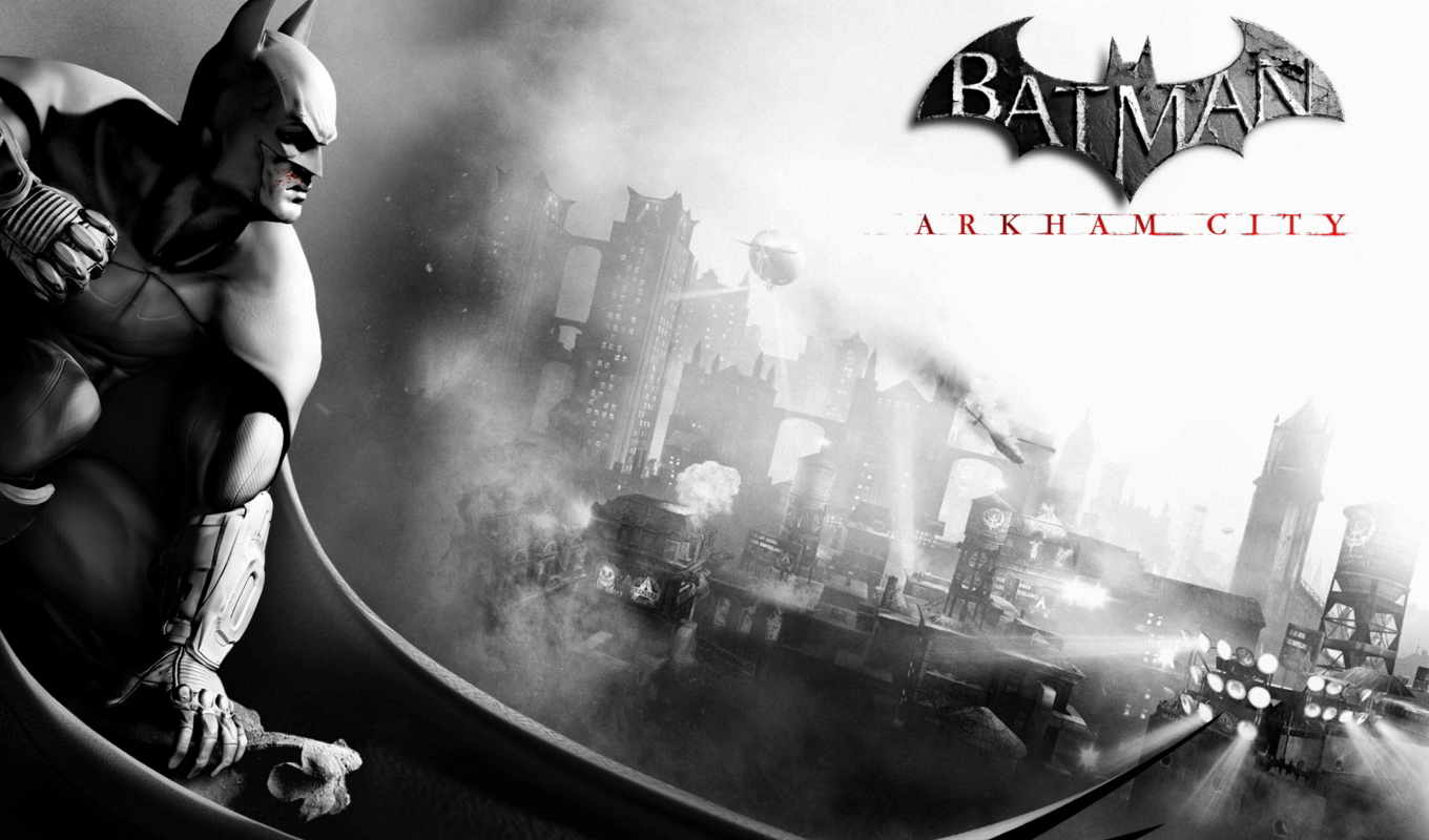 batman, arkham, city, has,