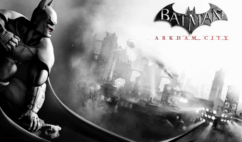 batman, arkham, city, has,