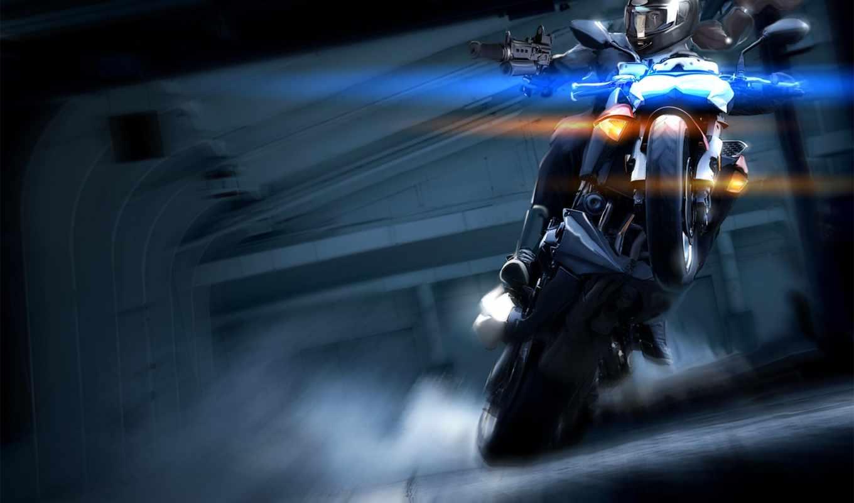 мотоцикл, девушка, дым, оружие, drift, подборка, красивых, огни, девушек,