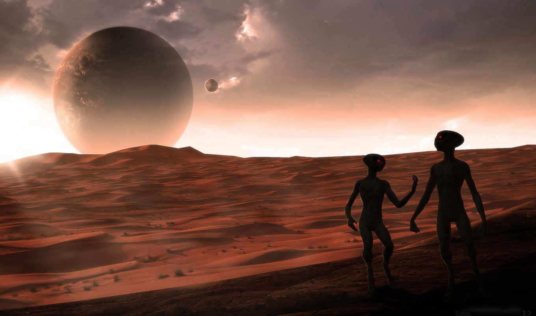 планета, марс, инопланетяне, марсиане, смотрите, ученые,