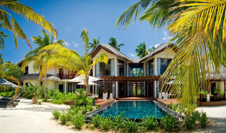 halaveli, constance, villa, город, resort, presidential, maldives