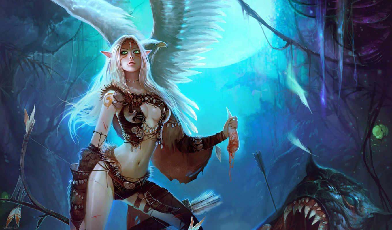 archer,