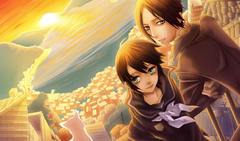 nabari, lord, king, скрытого, мира, anime, парни,
