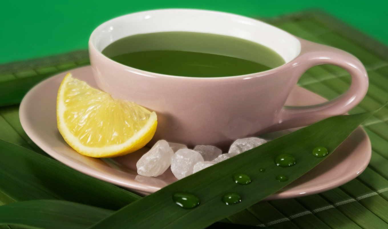 чая, зелёный,
