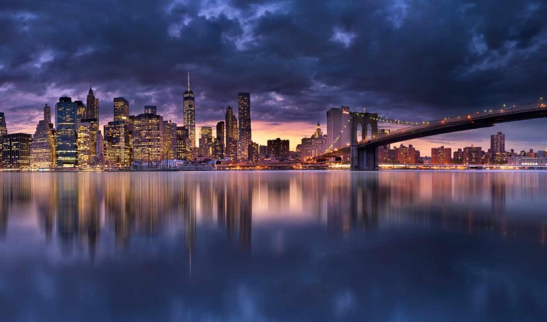 мост, art, fine, americabrooklyn