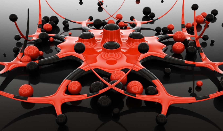 octane, orange, sfere, download, desktop, stilleben, abstract, balls, background, sphere, click, spheres, black,