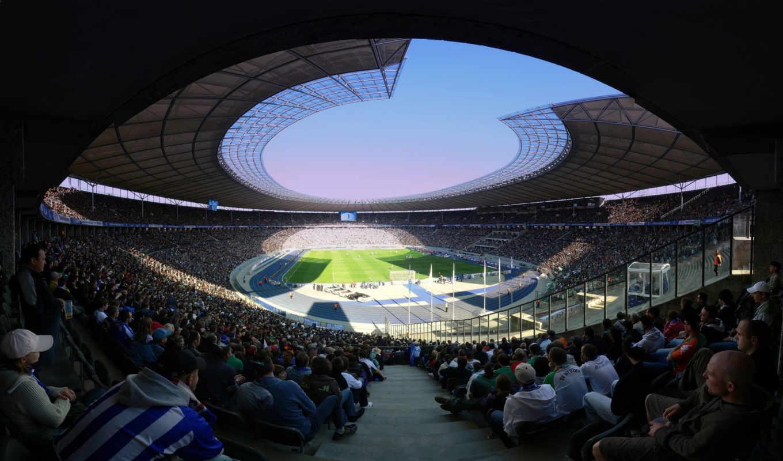 спорт, стадионы, футбол, люди, фанаты, фаны, футбольные, вид,