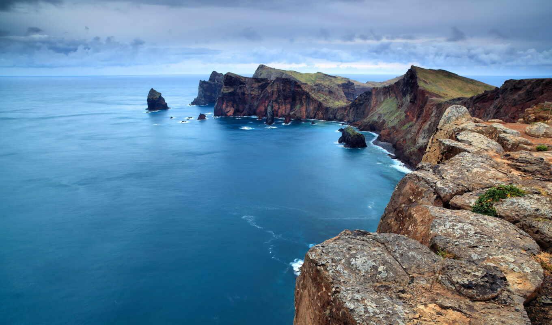 madeir, португалия, rook, остров, travel, dry, ocean, eur, рай, drawing