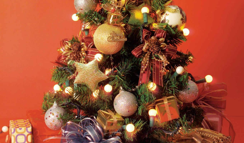 год, новый, подводный, мир, большими, красивыми, игрушками, яркой, подарками, елочка, гирляндой, маленькая, пароль,