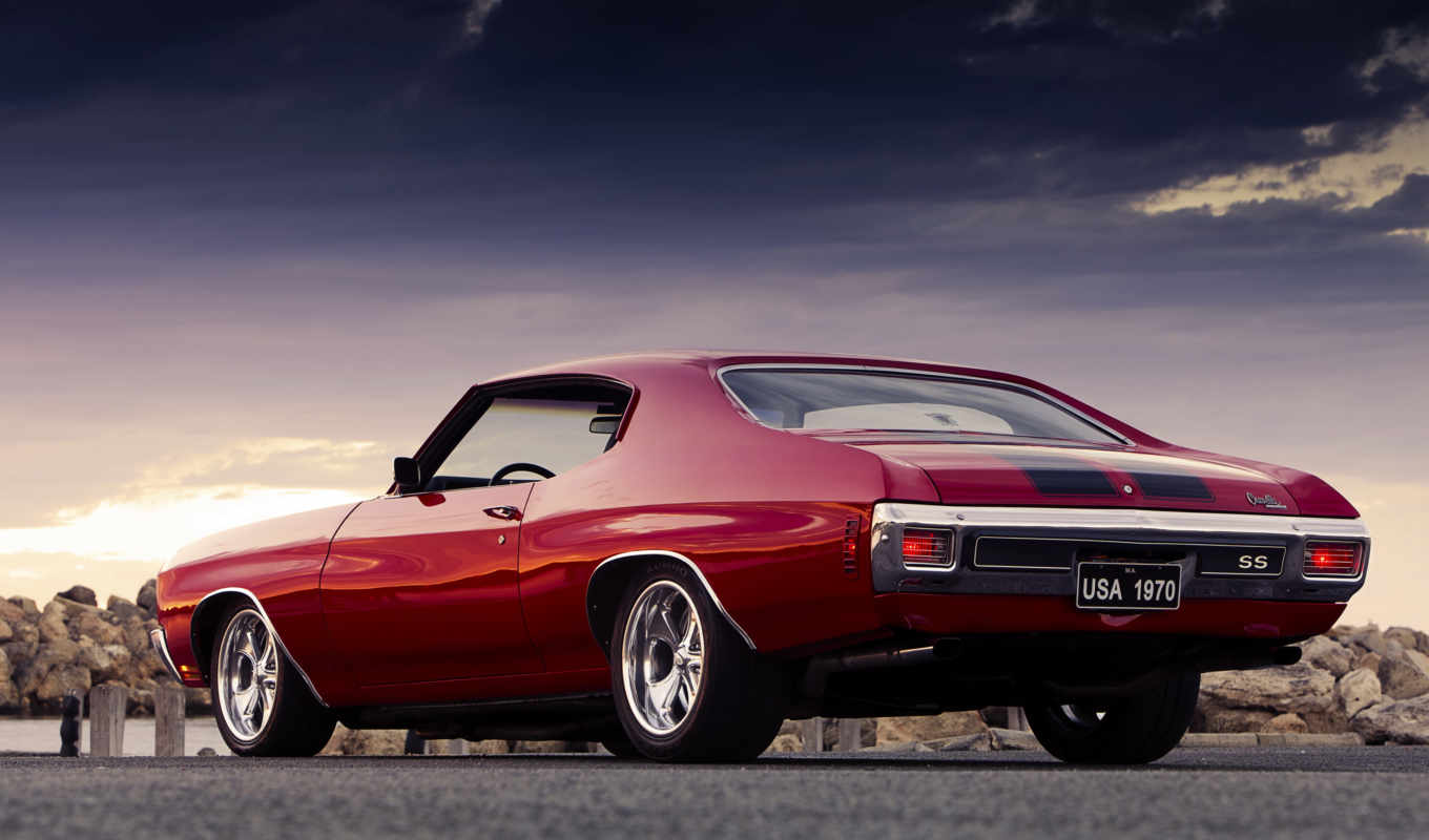 chevrolet, chevelle, muscle,