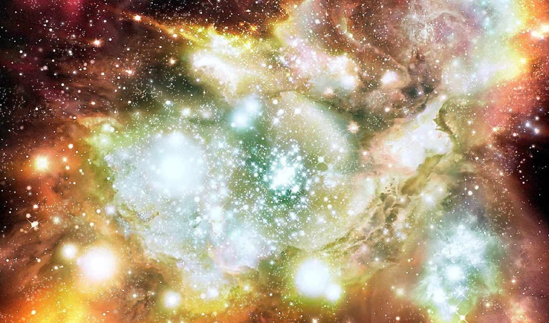звезды, телескоп, hubble, туманность, хаббл, cluster, images, mega, star, universe, artist,