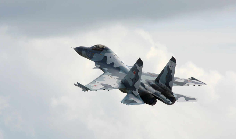 clouds, multipurpose, vysoita, flight, sky, fighter, plane,