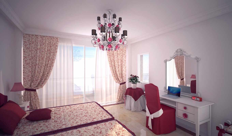 chambre, coucher, aménagement, intérieur, lit, rideau, design, ecran, fonds, комната, admin, следующая, предыдущая, mail, zoom, интерьер, goodfon,