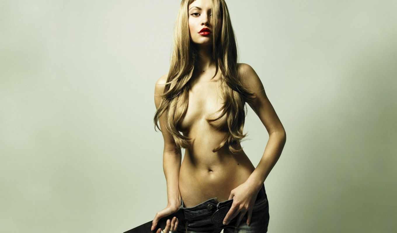 devushka, топлес, devushki, модель, волосы,
