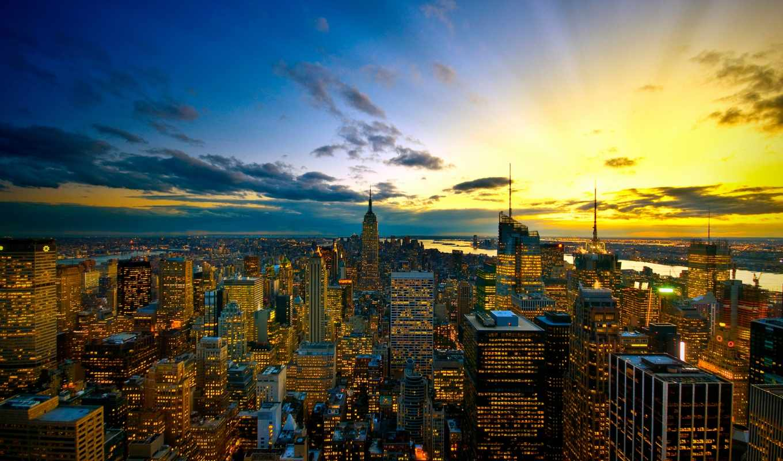 город, york, new, графика, спорт,