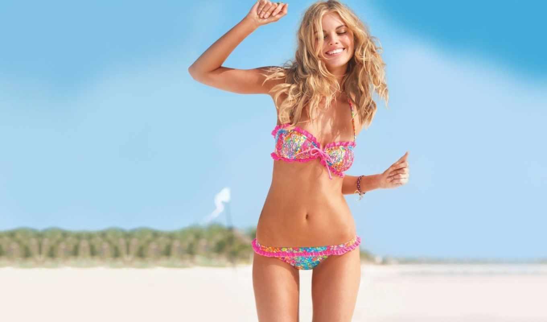 ,, купальный костюм, human hair color, манекенщица, белокурый, лето, модель, дамское белье, девушка, отпуск, бикини, victoria's secret, swim briefs, bandeau, one-piece swimsuit,
