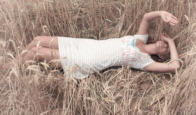 девушка, девушки, поле, чтобы, фотографии, отдых, vetton,