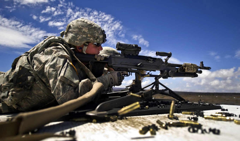 пулемет, оружие, солдат, military, смотрите, warfare, картинка, der, soldat, waffe,